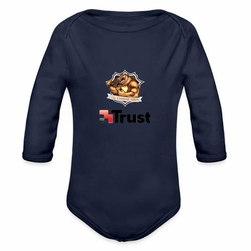 Prodotti Ufficiali con Sponsor della Crew! - Body ecologico per neonato a manica lunga