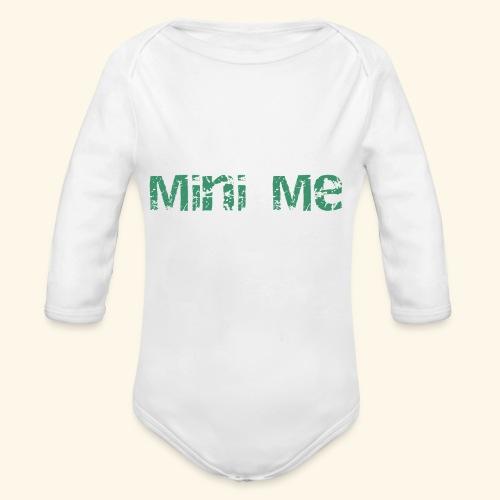 minime - Ekologisk långärmad babybody