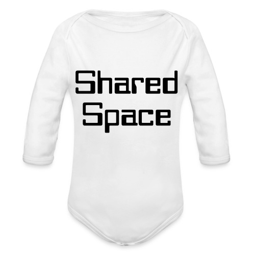 Shared Space - Baby Bio-Langarm-Body
