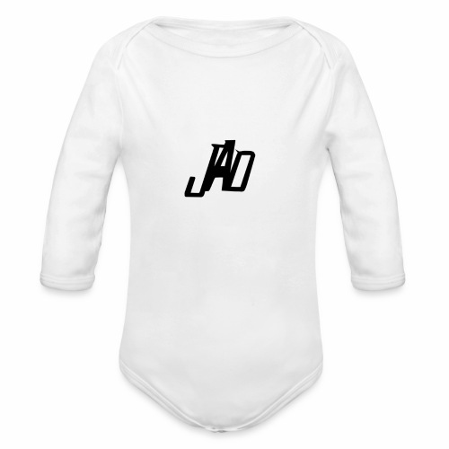 Jenna Adler Designs - Ekologisk långärmad babybody
