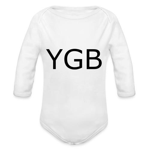 YGB - Organic Longsleeve Baby Bodysuit