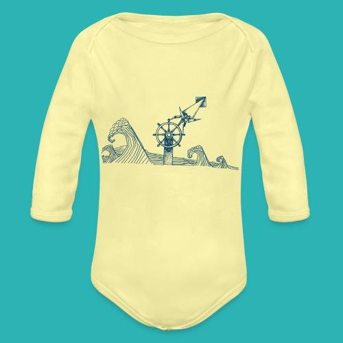 Carta_timone_blu-png - Body ecologico per neonato a manica lunga