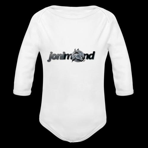 jonimond-sticker - Baby Bio-Langarm-Body