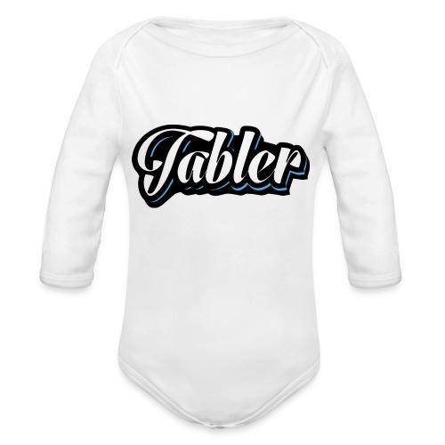 Tabler - Baby Bio-Langarm-Body