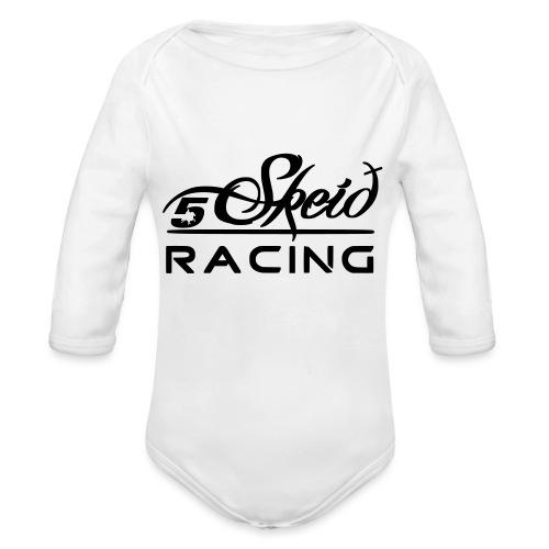 Skeid Racing - Organic Longsleeve Baby Bodysuit