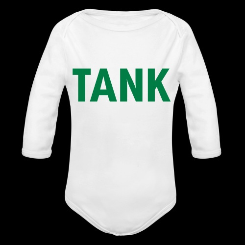 tank - Baby bio-rompertje met lange mouwen