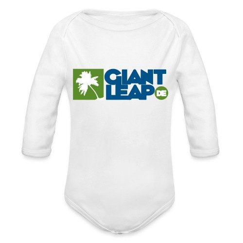 palme - Baby Bio-Langarm-Body