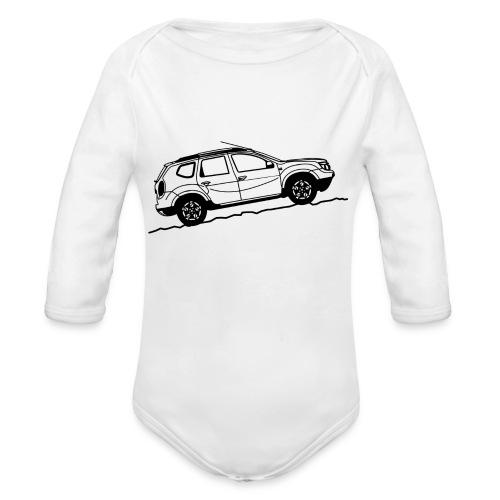 ddelogo png - Organic Longsleeve Baby Bodysuit