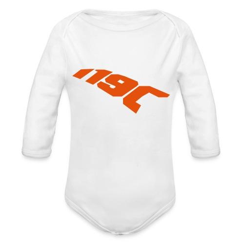 Adv1190 - Baby Bio-Langarm-Body