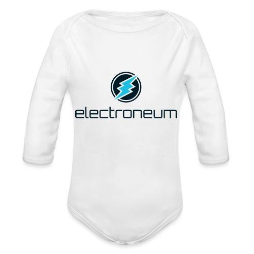 Electroneum - Organic Longsleeve Baby Bodysuit