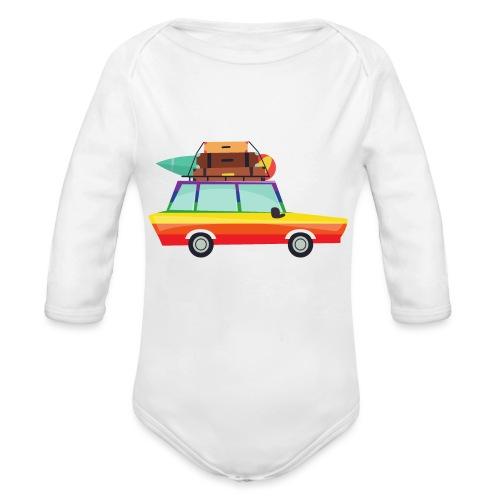 Gay Van | LGBT | Pride - Baby Bio-Langarm-Body