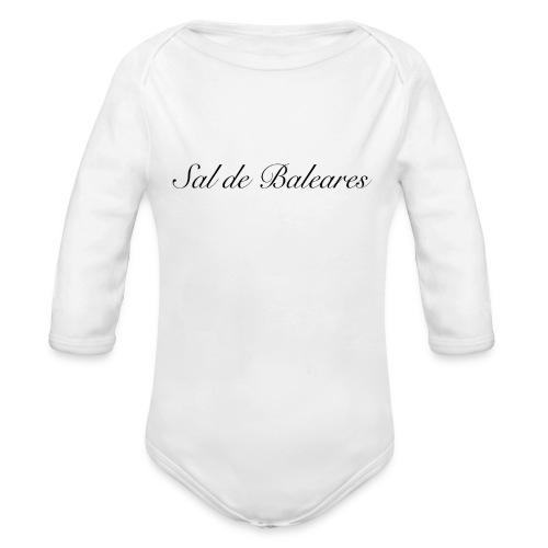 Sal de Baleares Wohnen - Baby Bio-Langarm-Body