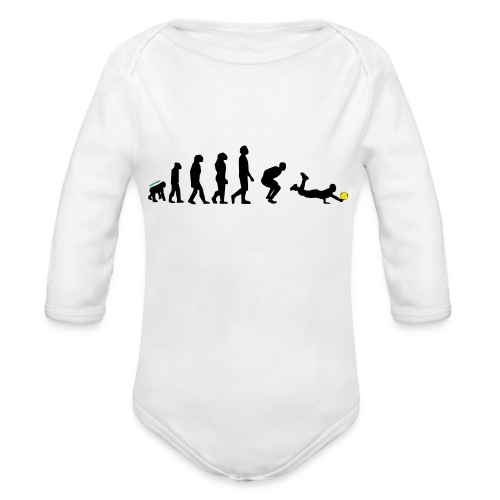 Evolution Defense - Body ecologico per neonato a manica lunga