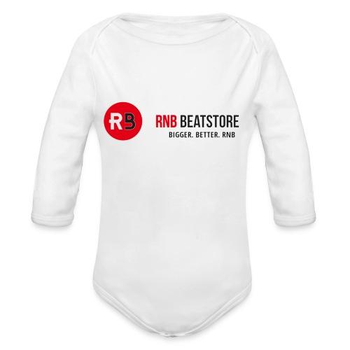 RNBBeatstore Shop - Baby bio-rompertje met lange mouwen