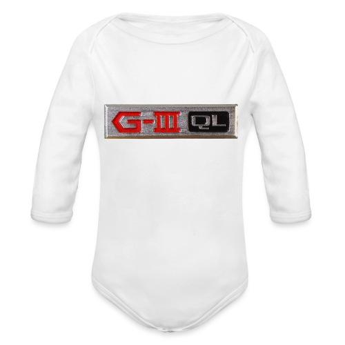 Canonet 17 G III QL - Body ecologico per neonato a manica lunga