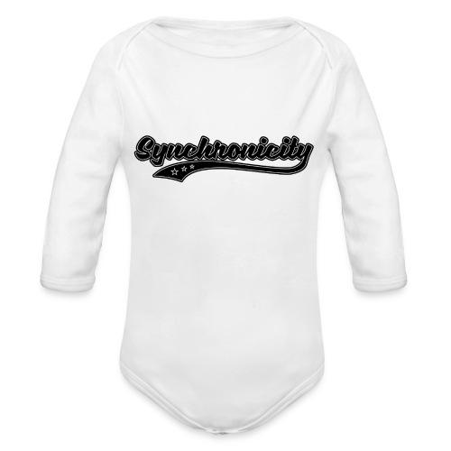Synchronicity - Body Bébé bio manches longues