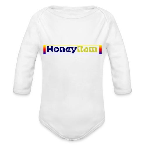 present by HoneyRam - Baby Bio-Langarm-Body