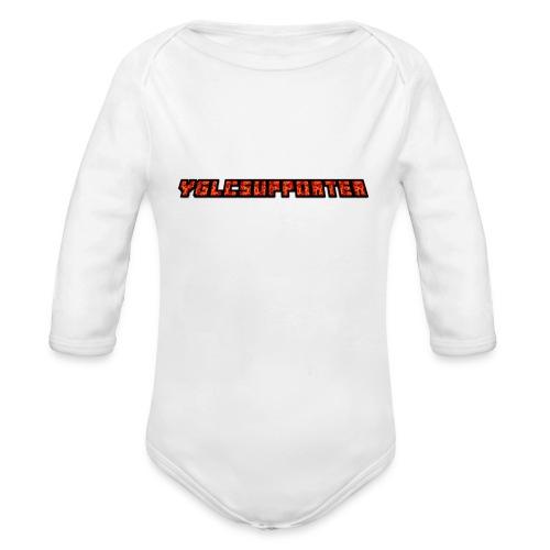 Yglcsupporter Phone Case - Organic Longsleeve Baby Bodysuit