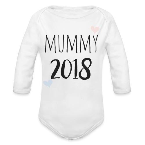 Mummy 2018 - Baby Bio-Langarm-Body