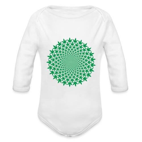 STARWEED - Baby Bio-Langarm-Body