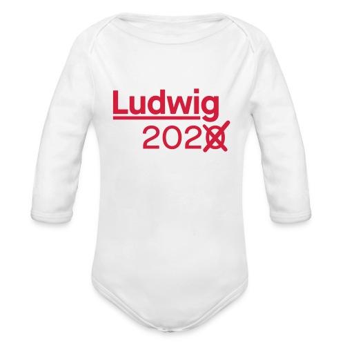 ludwig 2020 - Baby Bio-Langarm-Body