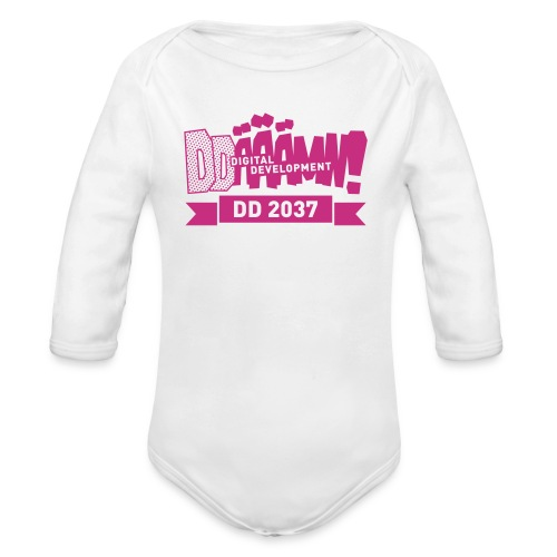 Digital Development - Baby Bio-Langarm-Body