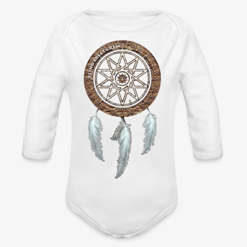 BSC F-Sign Native - Body ecologico per neonato a manica lunga