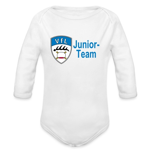 Junior Team - Baby Bio-Langarm-Body