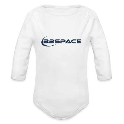 B2Space company - Organic Longsleeve Baby Bodysuit