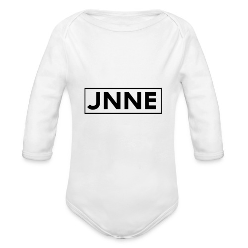 JNNE - T-Shirt [Männer/Frauen] - Baby Bio-Langarm-Body
