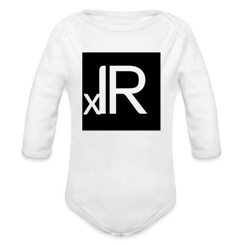 xIR - Vauvan pitkähihainen luomu-body