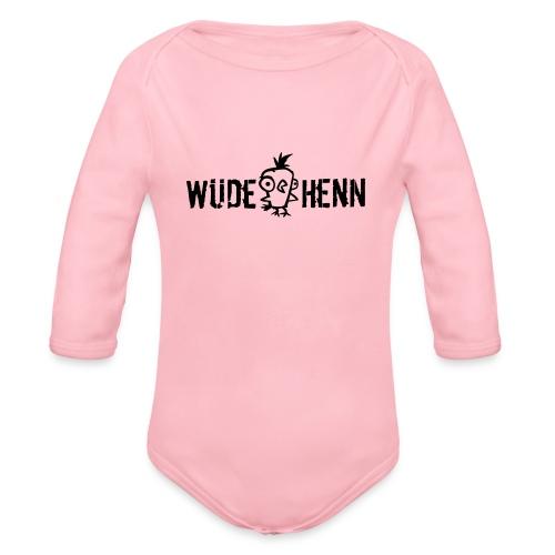 Vorschau: Wüde Henn - Baby Bio-Langarm-Body