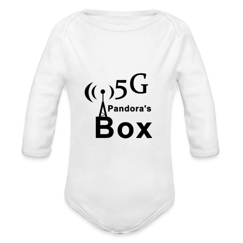 5G Pandora's box - Baby Bio-Langarm-Body