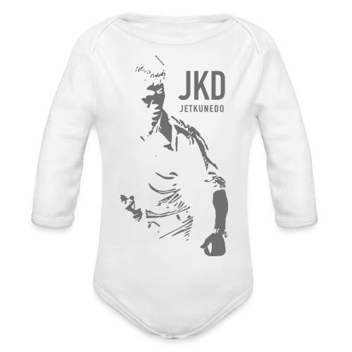 JKD - Body ecologico per neonato a manica lunga