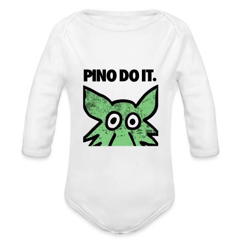PINO DO IT - Body ecologico per neonato a manica lunga