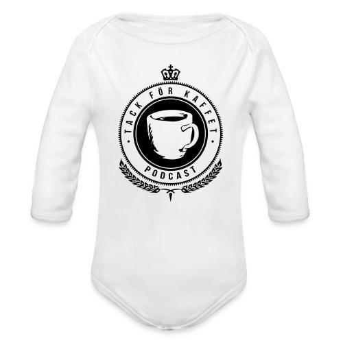 TFK Royal by CNAP - Ekologisk långärmad babybody