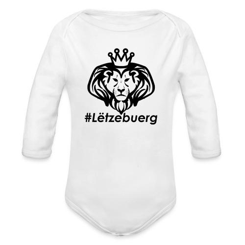 Roude Leiw - Baby Bio-Langarm-Body
