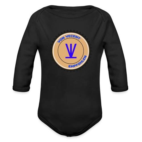 Von Vecent Empfohlen - Baby Bio-Langarm-Body