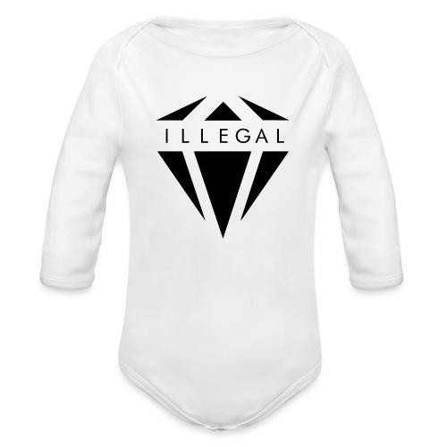 ILG #4 - Body ecologico per neonato a manica lunga