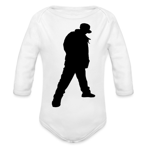 Soops B-Boy Beanie - Organic Longsleeve Baby Bodysuit