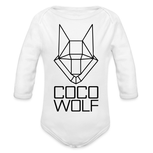 COCO WOLF - Baby Bio-Langarm-Body