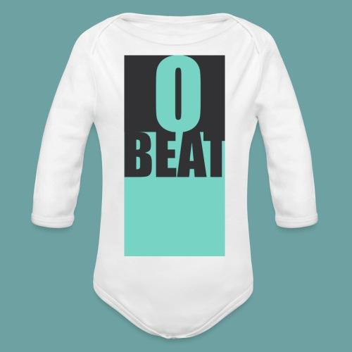OBeat - Baby bio-rompertje met lange mouwen