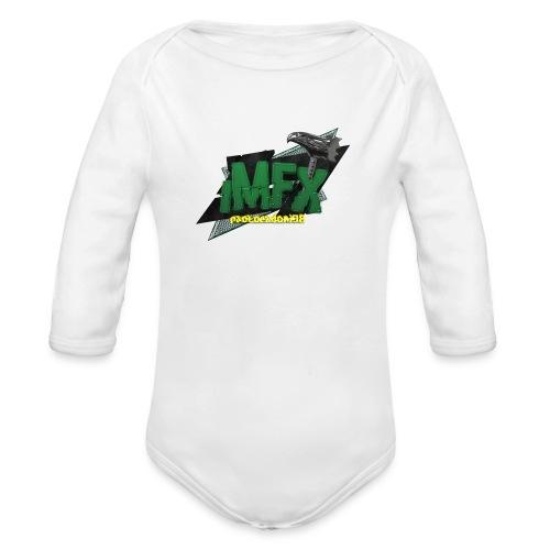 [iMfx] paolocadoni98 - Body ecologico per neonato a manica lunga