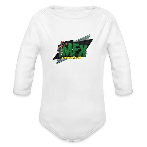 [iMfx] carloggianu98 - Body ecologico per neonato a manica lunga
