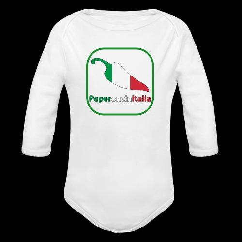 T-Shirt unisex classica. - Body ecologico per neonato a manica lunga