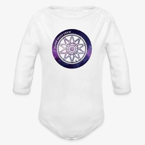BSC B-Sign Galaxy - Body ecologico per neonato a manica lunga
