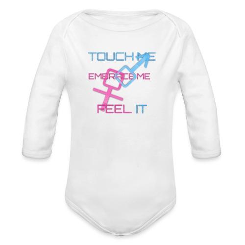 Sex & More - Organic Longsleeve Baby Bodysuit
