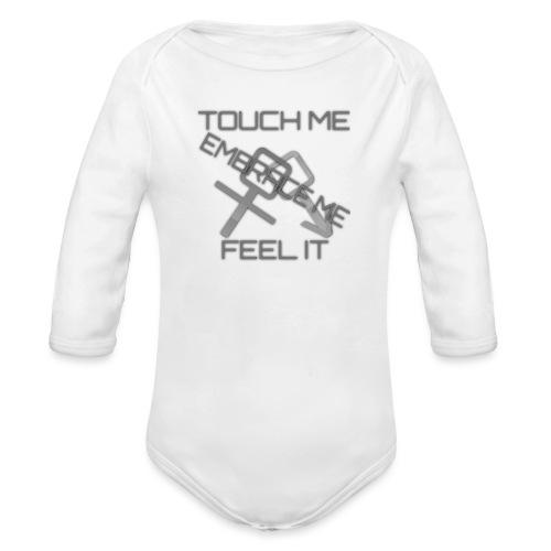 Sex & More retrò - Organic Longsleeve Baby Bodysuit