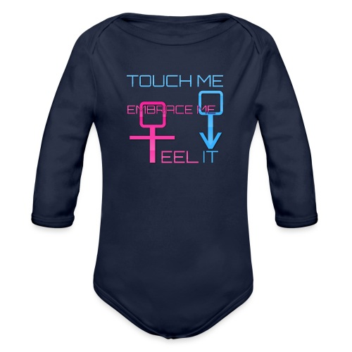 Sex and more on - Organic Longsleeve Baby Bodysuit