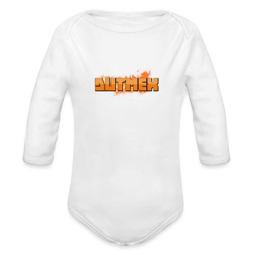 DUTMEX CASE - Organic Longsleeve Baby Bodysuit